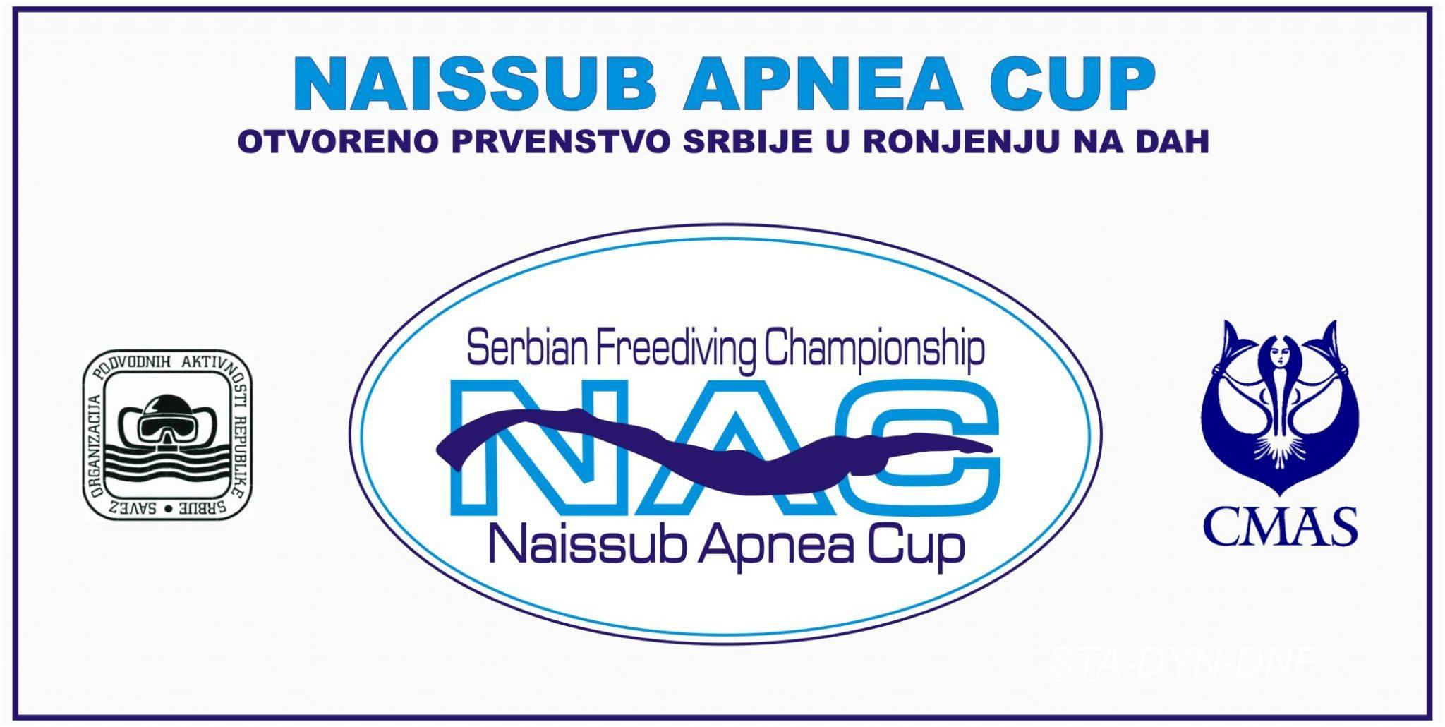 NIASSUB Apnea Cup